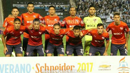 Conoce a las figuras de Independiente que enfrentarán a Alianza Lima