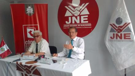Jurado Nacional de Elecciones busca reformas integrales en el sistema electoral