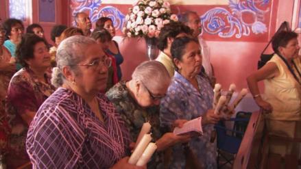 Realizan bendición de cirios por advocación de la Virgen de la Candelaria