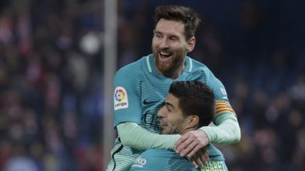 Barcelona dio el primer golpe y venció de visita al Atlético de Madrid