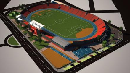 Estadio Mariano Melgar será remodelado tras convenio con el IPD