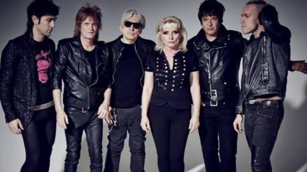 Blondie anuncia en Facebook el lanzamiento de su nuevo disco