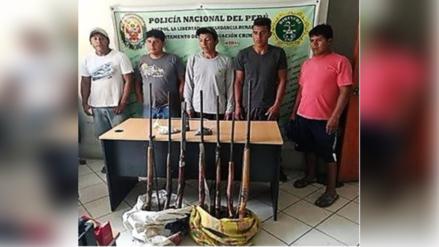 Virú: caen cinco miembros de 'Los Malditos de Virú'