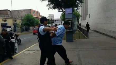 Capturan a delincuente más buscado de Moquegua