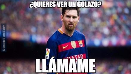 Divertidos memes dejó el triunfo 2-1 del Barcelona sobre Atlético de Madrid