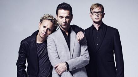 Depeche Mode publica en YouTube el primer tema de su nuevo disco