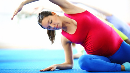 La fisioterapia puede ser su aliado durante el embarazo