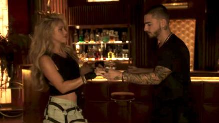 Shakira y Maluma lanzan en YouTube Chantaje en versión salsa