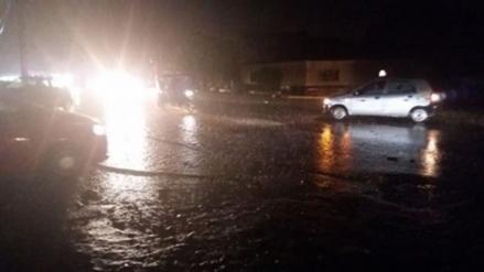 Regiones de Lambayeque y Cajamarca sufrieron cortes eléctricos tras lluvias