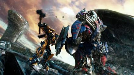 Video | Transformers: Optimus y Bumblebee se enfrentan en adelanto