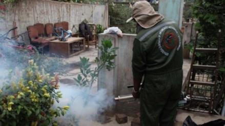 Fumigan más de 1,000 casas en Chaclacayo tras caída de huaicos