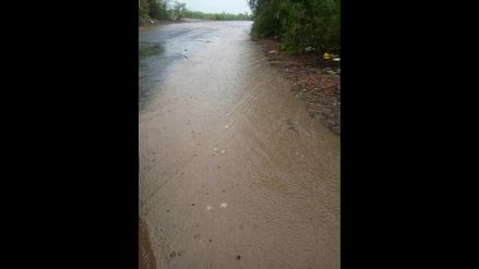 Nepeña: más de 50 viviendas afectadas por huaico en San Jacinto
