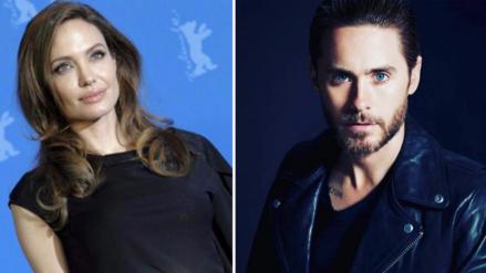 Ponen al descubierto secreto de Angelina Jolie y Jared Leto