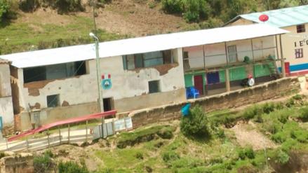 Huancavelica: colegio a punto de colapsar necesita nueva infraestructura