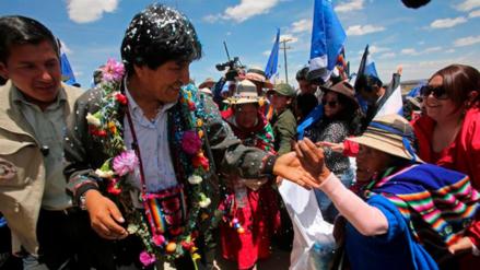 Evo Morales lloró al inaugurar museo sobre su vida