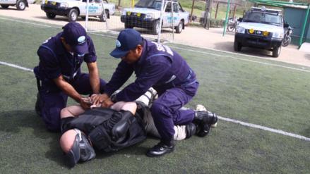 El 90% de peruanos está de acuerdo con que el serenazgo pueda realizar arrestos