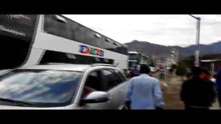 Huaico dejó incomunicada a Cajamarca por más de 12 horas