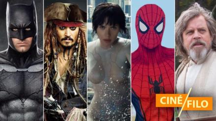 ¿Cuáles son las películas más esperadas en 2017?