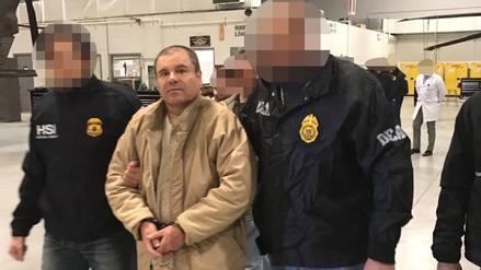 La defensa de 'El Chapo' pide mejores condiciones carcelarias en EE.UU.