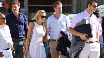 El viaje de Eric Trump a Uruguay costó más de 97 mil dólares a los estadounidenses