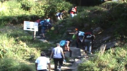 Reportan baja en visitas a complejo de Choquequirao por lluvias