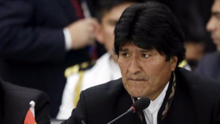 El 64% de los bolivianos no quiere otro gobierno de Evo Morales