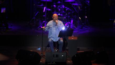 Pablo Milanés y su emocionante presentación en el Gran Teatro Nacional
