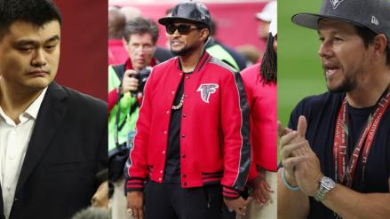 Super Bowl | Estos son los famosos que asistieron al evento deportivo