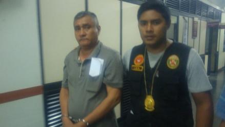 Dictan 18 meses de prisión preventiva a fiscalizador acusado de cobrar coimas