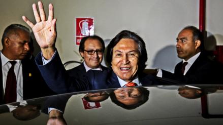 """Rodríguez: """"La prescripción para Alejandro Toledo es un imposible jurídico"""""""