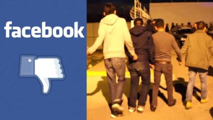 Detienen a 400 adolescentes en una fiesta convocada en Facebook
