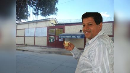 San Ignacio: Recluyen en penal de Jaén a alcalde Sadón Gómez