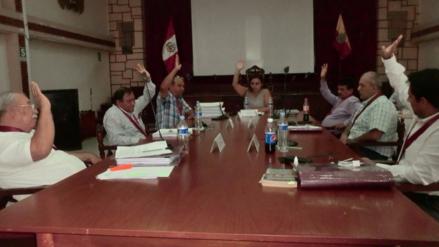 Consejo Regional rechazó transferencia de acciones de Odebrecht