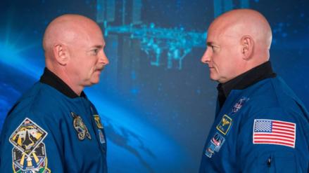 Un astronauta pasó un año en el espacio y regresó distinto a su gemelo