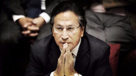Fiscalía formalizó pedido de prisión preventiva para Alejandro Toledo