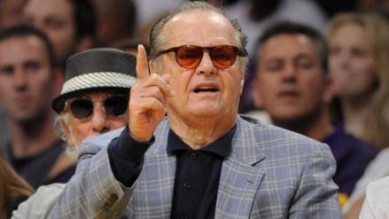 Jack Nicholson regresa al cine con nueva versión de