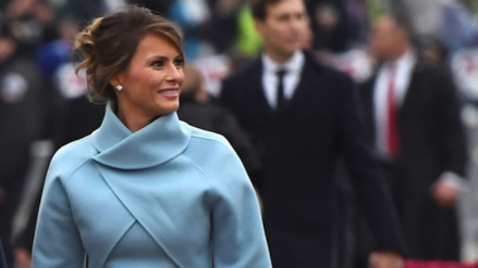 Melania Trump demanda a diario que la llamó
