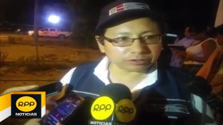 Ministro de Vivienda inspecciona zonas afectadas por lluvias