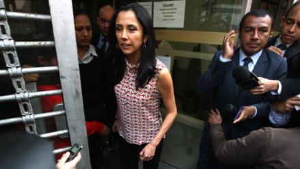 El Poder Judicial admitió a trámite la apelación de Nadine Heredia