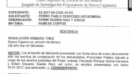 Ordenan a juez instalar administración judicial sin implicar a Industrial Pucalá