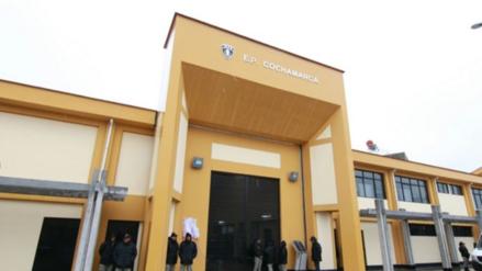Inauguran penal de máxima seguridad de Cochamarca en Pasco