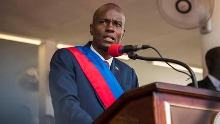 Jovenel Moise asumió la Presidencia de Haití