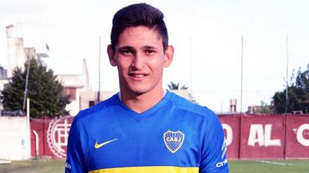 Nicolás Benegas confirma que está en la mira de Sporting Cristal
