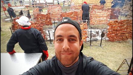 El francés que se enamoró de la comida peruana y ahora la difunde en Facebook