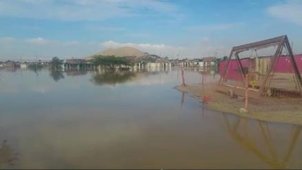 Declaran en emergencia Chincha y Huancano por lluvias