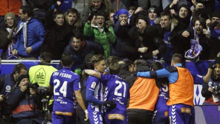 Deportivo Alavés hizo historia y definirá la Copa del Rey ante Barcelona