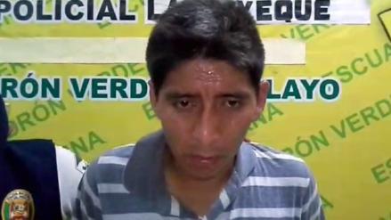Chiclayo: intervienen a ladrón de celulares en baño de hostal