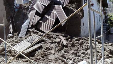 El 80% de casonas de Cajamarca tienen alto riesgo de vulnerabilidad