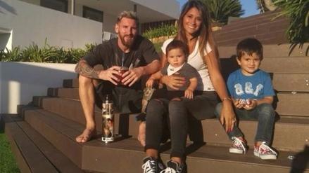Messi compró la casa de sus vecinos para evitar ruidos molestos