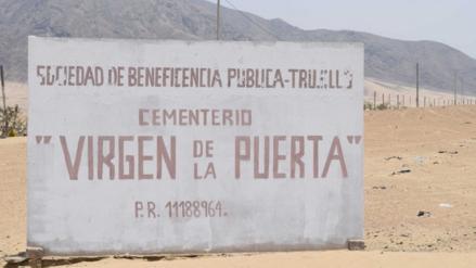 Trujillo: nuevo cementerio tendrá extensión de 19 hectáreas